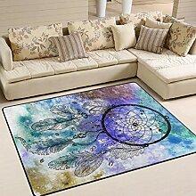 Büro personalisierte weiche Teppiche Teppich für