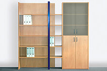 Büro Schrankwand Pendo Multi 269 x 44 x H 221 cm