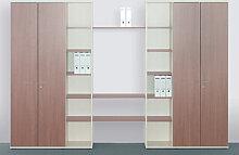 Büro Schrankwand Pendo Vari Edo 360 x 224 x 44 cm