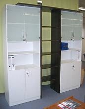 Büro Schrankwand Pendo Vari N 226 x 227 x 60 cm 6