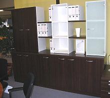 Büro Schrankwand Pendo Vari N 240 x 196 x 44 cm 5