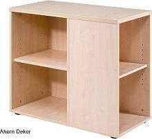 Büro Sideboard Hammerbacher Solid 2 Ordnerhöhen