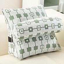 Büro Sofa Kissen Kissen Bett Nackenkissen ( Farbe : C )