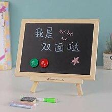 Bürobedarf Holzdoppelseitige Message Board