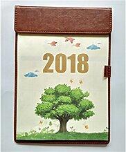 Bürobedarf Konferenzordner Kalender Schreibblock
