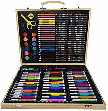 Bürobedarf Kunst Set Kinder Multi Farbe Pinsel