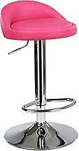 Büromöbel Lift Chair, weiß rosa, schwarz