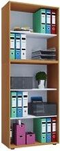 Büroregal LONA XXL(BHT 70x178x40 cm) VCM buche