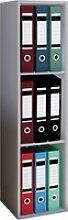 Büroregal OFFAS 3-fach(BHT 34x107x29 cm) VCM