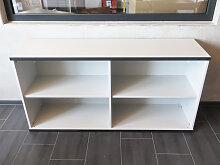 Büroregal Pendo Vari Edo 2 OH 160 x 80 x 44 cm