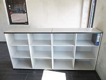 Büroregal Pendo Vari Edo 3 OH 120 x 115 x 44 cm