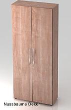 Büroschrank Hammerbacher Basic 5 OH Türen 80 x