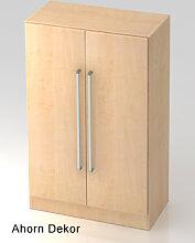 Büroschrank Hammerbacher Solid OS 3 OH Türen 80