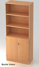 Büroschrank Hammerbacher Solid SS 5 OH Türen 2