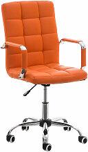 Bürostuhl Deli V2-orange