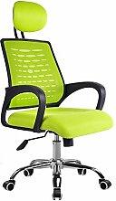 Bürostuhl Drehstuhl Schreibtischstuhl Bürosessel Chefsessel Stuhl D28 (grün)