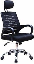 Bürostuhl Drehstuhl Schreibtischstuhl Bürosessel Chefsessel Stuhl D28 (schwarz)