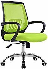 Bürostuhl Drehstuhl Schreibtischstuhl Bürosessel Chefsessel Stuhl C20M (grün)
