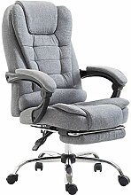 Bürostuhl Rotierenden Grau Komfortable Executive