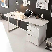 Bürotisch in Weiß 150 cm