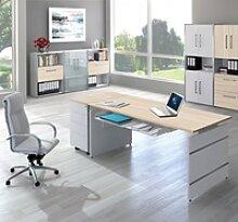 Bürotisch mit Schubladen Dommo