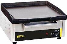 Buffalo elektrische Grillplatte 38 x 38,5cm