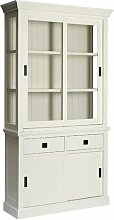 Buffetschrank Avalos Sommerallee Farbe: weiß