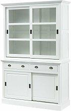 Buffetschrank New England white 143x52x215cm, 143