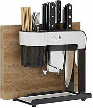 BUFJ Küchenregal, integrierte Aufbewahrung,