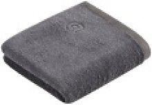 bugatti Handtuch, Baumwolle grau