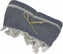 Buld&Co XL Türkisches Handtuch mit weicher