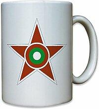 Bulgarien Bulgarian Air Force Roundel 1948 Luftwaffe Wappen Einheit - Kaffee Becher Tasse #13047