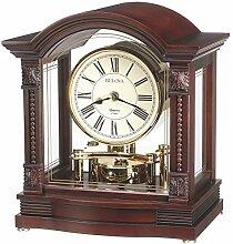 Bulova B1987Bardwell Uhr, Nussbaum Antik Finish