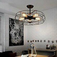 Buluke Retro industriellen Stil Zimmer Restaurant