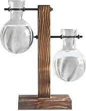 BulzEU - Glashyazinthe Glaskaraffe – Glühbirne