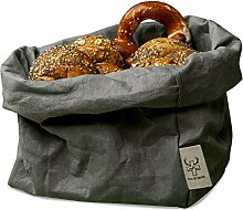 bun-di Swiss® - KREMPELBOX XL | Großer Brotkorb,