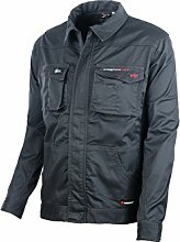Bundjacke Stretchfit HR anthrazit - Jacken für Handwerker - Bundjacke - Berufsjacken - Gr. XL