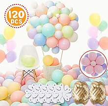 Bunt Latex Pastell Luftballons für Luftballon