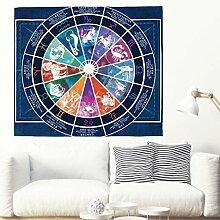 Bunte Astrologische Sternzeichen Grafik