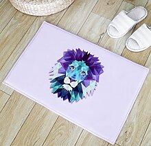 Bunte cartoon door mat Mat mat Haushalt Badezimmer