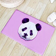 Bunte cartoon door mat Mat mat Haushalt Badezimmer