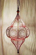 Bunte Pendelleuchte Lampe Pink Malha 48cm E14