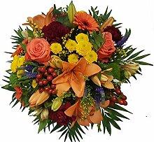 Bunter Blumenstrauß ideal als kleine