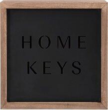 Bunter Schlüsselkasten