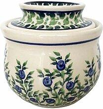 Bunzlauer Keramik Butterdose mit Wasserkühlung