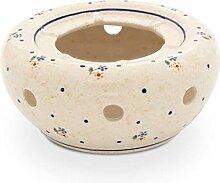 Bunzlauer Keramik Stövchen groß Ø17.0 cm für