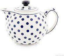 Bunzlauer Keramik Teekanne 1.0Liter, Ø19.3cm,
