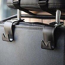 bureze Auto Sitz Zurück Haken Kopfstütze Hängeverpackung