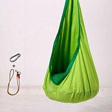 Bureze Kinder-Hängematte Cocoon Baby Pod Swing