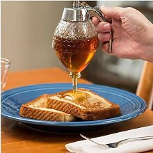 Bureze Original 200ml Glas Sirup Pot Honigspender